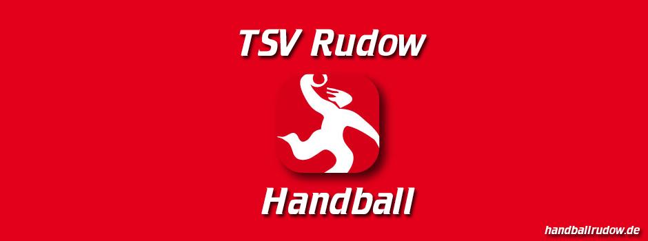 Handballrudow ist zurück!!!