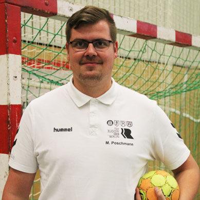 Danke Poschi für Deine geleistete Arbeit in der Handballabteilung