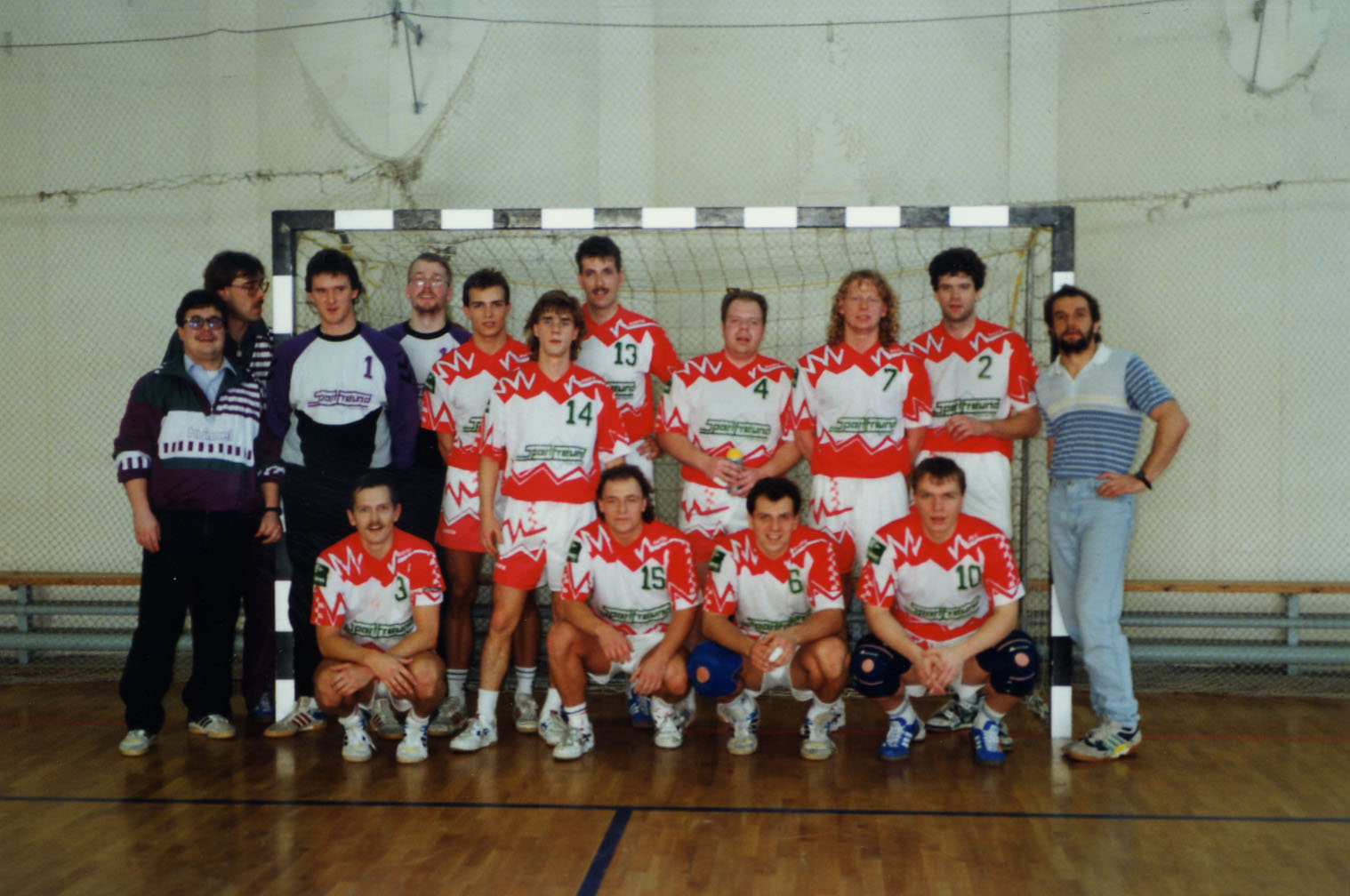 "Neu: Handball Rudow ""History"""