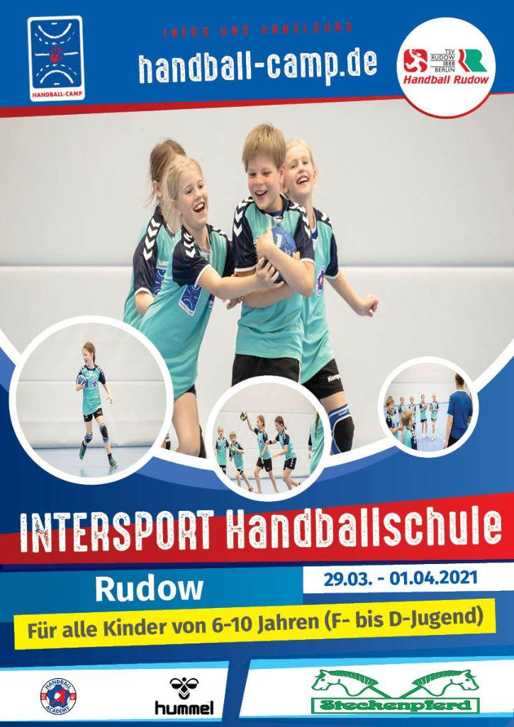 Handball-Camp in Rudow